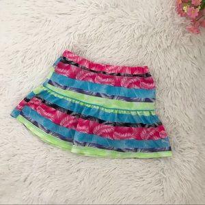 🌸 Puma Toddler Girl Colorful Sport Skirt 🌸